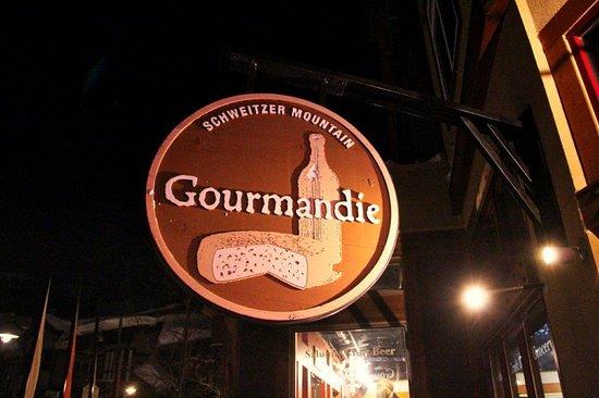 Gourmandie.