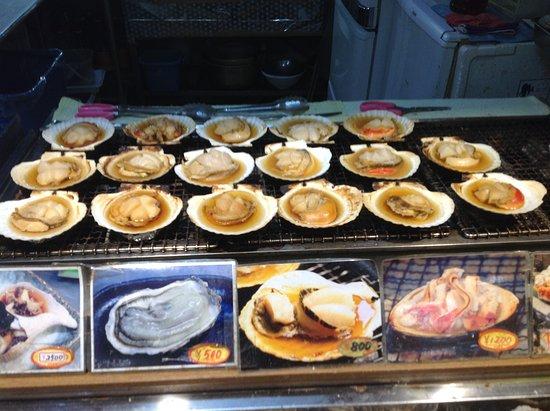 Hakodate Morning Market 사진