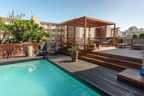 Pool & Cabana Area