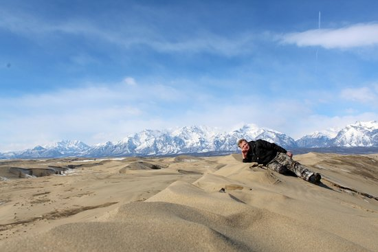 Novaya Chara, รัสเซีย: Чарские пески...
