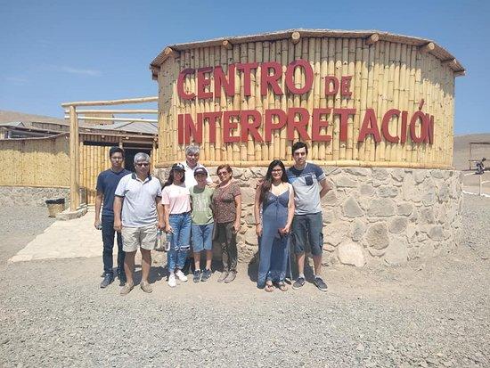 Gracias por su Visita al Sitio Arqueológico de Áspero, Puerto Supe ....... a toda la Familia  este Sábado de Gloria