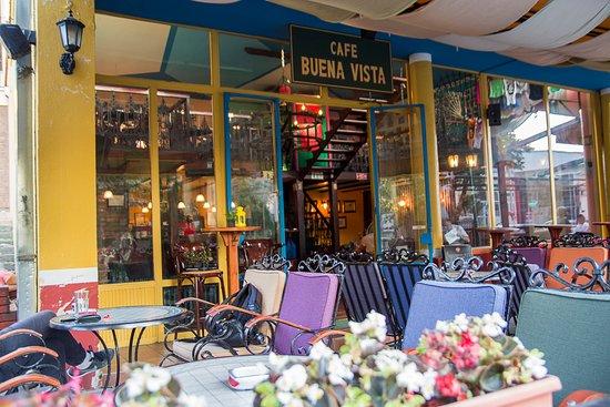Cafe Buena Vista