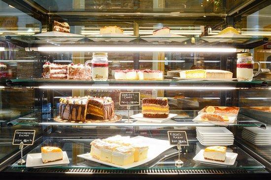 Restaurant Rastoke (Mirjana & Rastoke): Dessert - Homemade cakes