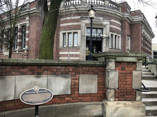 Toronto Public Library Riverdale