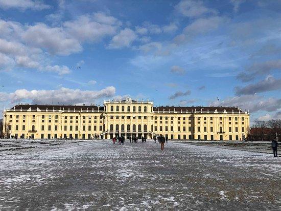 Vienna, Áo: Schonbrunn  palace .