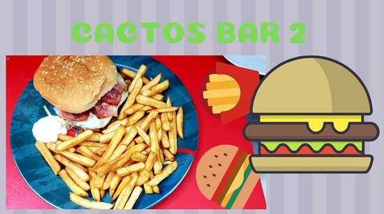 Bacon Burger :)
