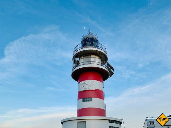 Arinaga, Hiszpania: Leuchtturm