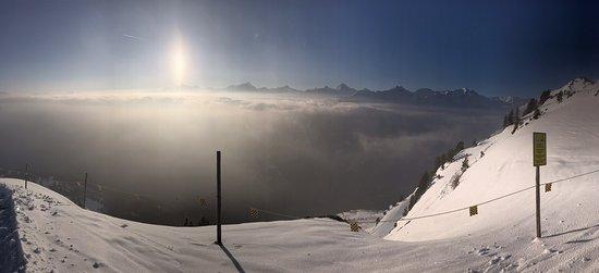 Thyon2000, la montagne, l'air pur, les pistes de ski... I love it !