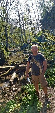 An Oasis after a long Pleasurable Hike