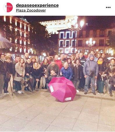 A magical night walking tour in Toledo – slika