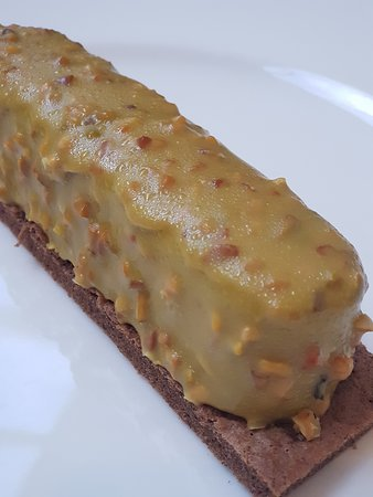 Libertas: dessert.. it taste better than it looks