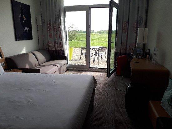 Novotel Saint Quentin Golf National avril 2019