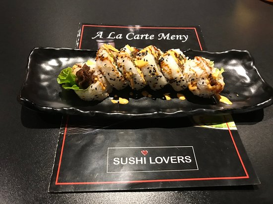 Sushi Lovers Club: Welcome