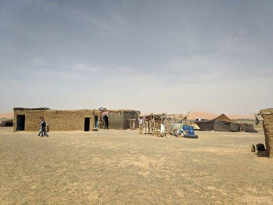 Morocco Culture Tours: Campamento nómada.