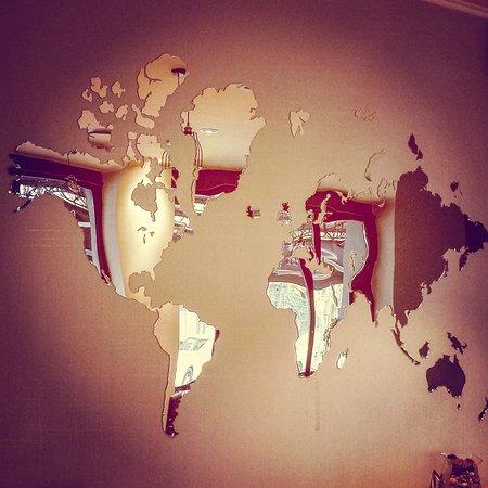 Di Piazza: #worldmap
