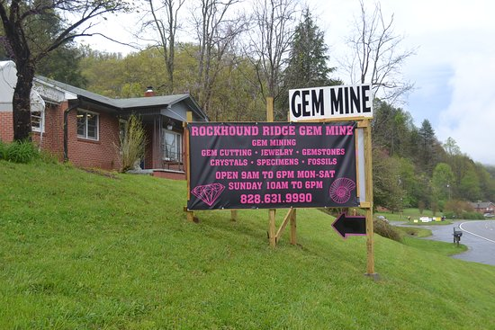 Rockhound Ridge Gem Mine