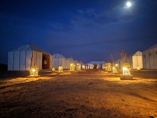 Morocco Culture Tours: Haimas en el desierto.