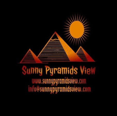 Giza Governorate, Egypten: Sunny Pyramids View