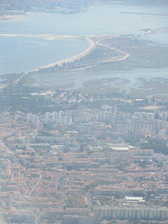 TAP Air Portugal: Arriving Lisbon