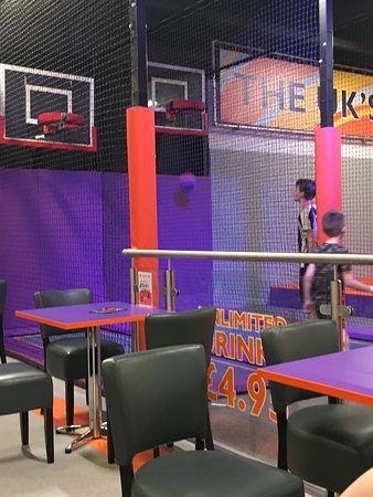 Gravity Trampoline Parks Bluewater (Dartford) - 2019 All You