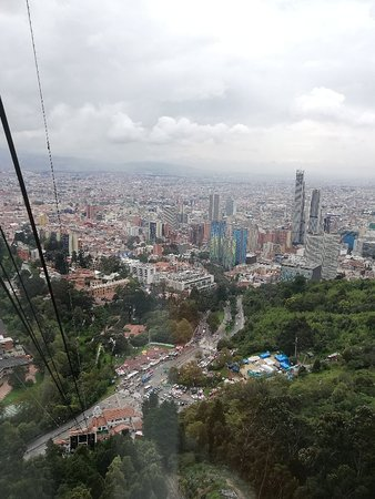 Teleferico de Monserrate: Great views