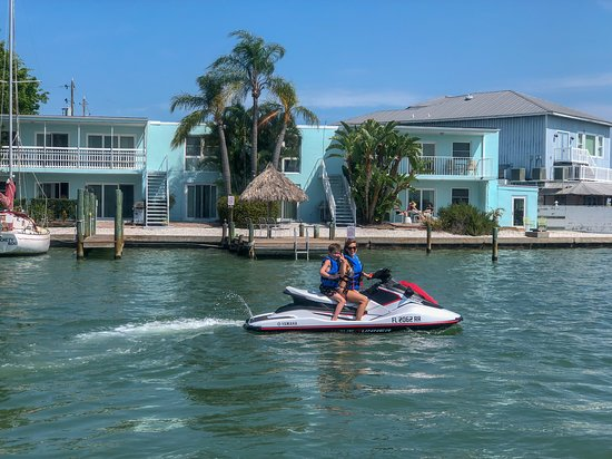 Wet Rentals & Tours: Departing for a 1 hour FUN RIDE!
