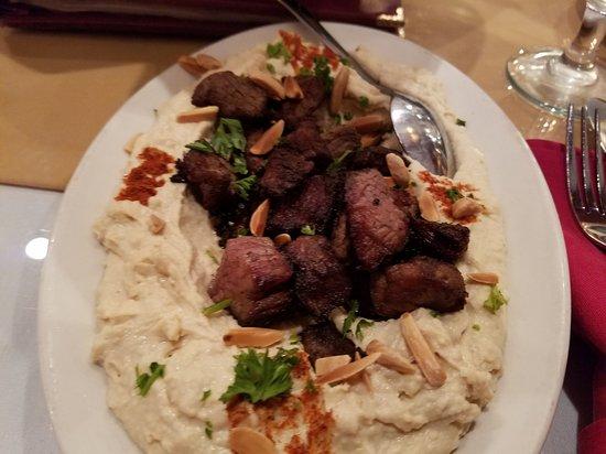 Ali Baba Cuisine Las Vegas Paradise Menu Prices Restaurant