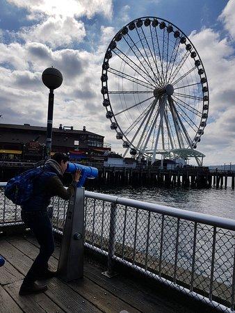 Fotografia de Seattle Waterfront
