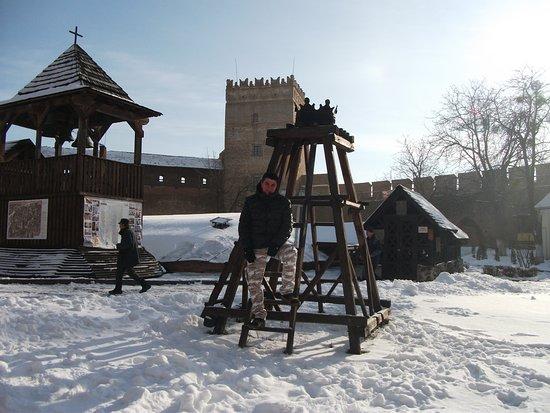 Ukraine : lutsk kalesi