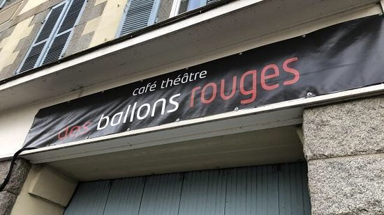 Cafe Theatre des Ballons Rouges
