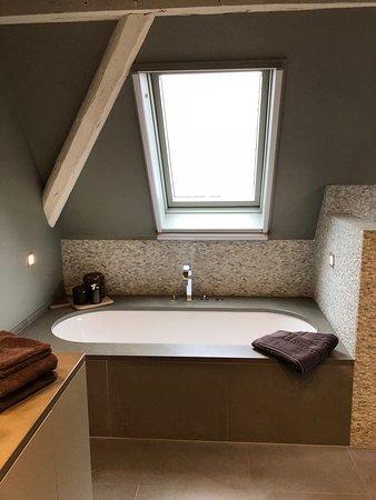 De Kelk Room - Soaking Tub
