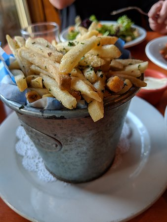 I love these fries!