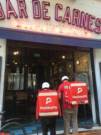 Bar de Carnes - Brasas & Pintas: Delivery por PedidosYa