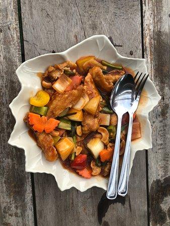 Salad House@Lanta: Chicken cashew