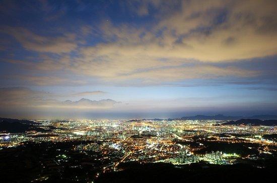 SSR Tour: Night view