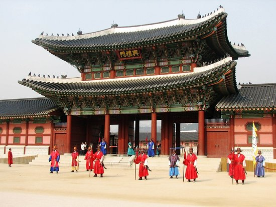 SSR Tour: Gyeongbokgung Palace