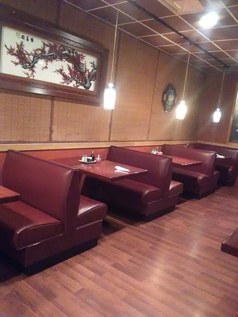 Dine-in area