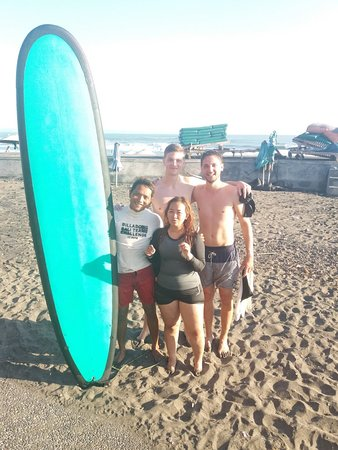 thank you friend, I have joined my surfing class.  hopefully it will be a valuable experience Wa  :+6281238177080 Instgrm : panjul250188