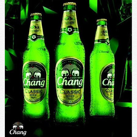 Thai Restaurant & Cafe Chedi Luang Kitahorie: チャンビール