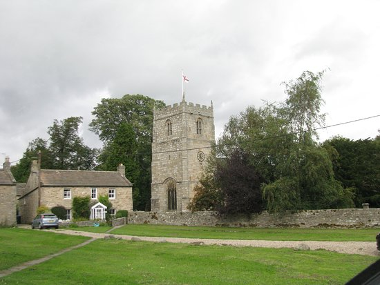 ‪‪Romaldkirk‬, UK: The village of Romaldkirk , Teesdale County Durham England‬