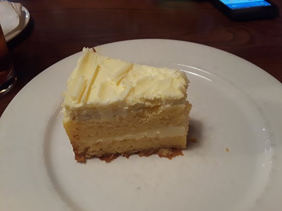 Limoncello Mascarpone Cake Missing Two Bites We Couldn T Wait Picture Of Bertucci S Italian Restaurant Bel Air Tripadvisor