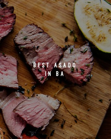 Best Asado in BA