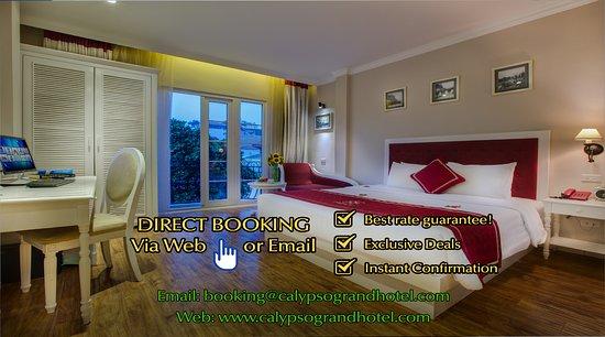 Calypso Premier Hotel, hoteles en Hanói