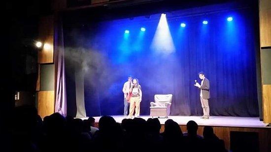 Teatro Eduardo Kraichete