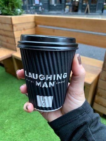 Laughing Man: Yum!