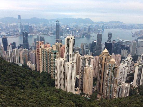 Hong Kong, China: Peak Tower