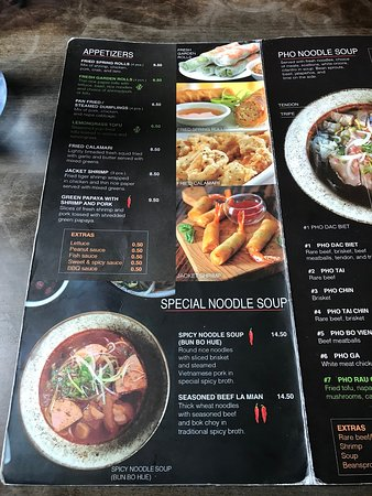 Pho 88 Noodles and Grill: appetizer