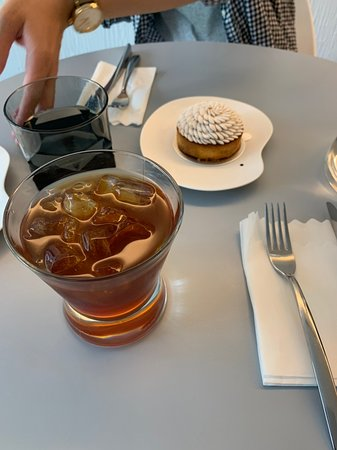 CJSJ: 配上一杯無糖的茶 真的是絕配