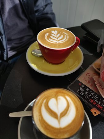 Best specialized coffee in TLV (and Israel)