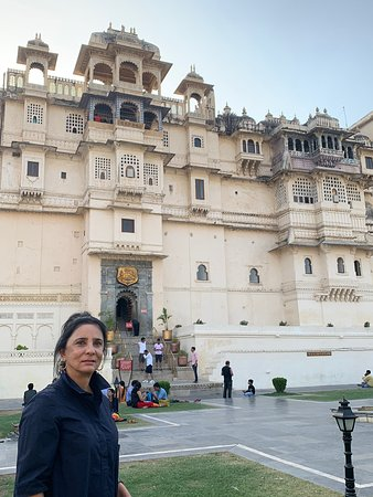 City Palace of Udaipur: Palacio de Udaipur